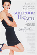 "Movie Posters:Comedy, Someone Like You (20th Century Fox, 2001). Folded, Very Fine. Autographed One Sheet (27"" X 40"") DS Style A. Comedy.. ..."