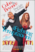 """Movie Posters:Comedy, The Fighting Temptations (Paramount, 2003). Folded, Very Fine. Autographed One Sheet (27"""" X 40"""") DS Advance. Comedy.. ..."""