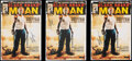 """Movie Posters:Drama, Black Snake Moan (Paramount, 2007). Very Fine+ on Linen. Autographed Trade Ads (3) (13.5"""" X 20""""). Drama.. ... (Total: 3 Items)"""