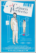 """Movie Posters:Foreign, El Crimen Perfecto (The Perfect Crime) (Vitagraph, 2004). Very Fine on Linen. One Sheet (27"""" X 39.5""""). Foreign.. ..."""