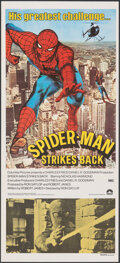 "Movie Posters:Action, Spider-Man Strikes Back (Columbia, 1978). Folded, Very Fine+. Australian Daybill (13.5"" X 30""). Action.. ..."
