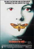 "Movie Posters:Thriller, The Silence of the Lambs (Roadshow Distributors, 1991). Folded, Very Fine+. Australian One Sheet (27.25"" X 39.25""). Thriller..."
