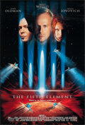 "Movie Posters:Science Fiction, The Fifth Element (Columbia, 1997). Rolled, Very Fine-. One Sheet (26.75"" X 39.75"") DS. Science Fiction.. ..."