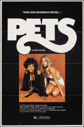 """Movie Posters:Adult, Pets & Other Lot (IPC, 1974). Flat Folded, Very Fine. One Sheets (2) (27"""" X 41""""). Adult.. ... (Total: 2 Items)"""