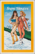 "Movie Posters:Adult, Snow Honeys & Other Lot (Fernlee Enterprises, 1983). Flat Folded, Very Fine/Near Mint. One Sheets (2) (27"" X 41""). Adult.. ... (Total: 2 Items)"
