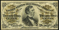 Fractional Currency:Third Issue, Fr. 1295 25¢ Third Issue Very Fine.. ...