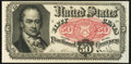 Fr. 1381 50¢ Fifth Issue Choice About New