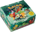 Memorabilia:Trading Cards, Pokémon-e Skyridge Sealed Booster Box (Wizards of the Coast, 2003). ...