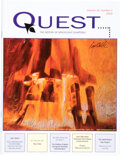 Explorers:Space Exploration, Paul Calle Signed Issue of Quest