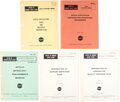 Explorers:Space Exploration, Apollo Program: Five Manuals From the Office of Manned Spa...