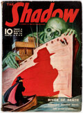Pulps:Detective, Shadow V33#1 (Street & Smith, 1939) Condition: VG....