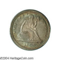 Seated Quarters: , 1856 25C MS66 PCGS. Gem type collectors would be wise to ...