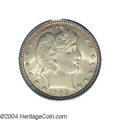 """Barber Quarters: , 1905-O 25C MS65 PCGS. The 1905-O is """"The most underrated ..."""
