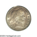 Barber Quarters: , 1913 25C MS65 PCGS. The 1913-P is a long-recognized ...
