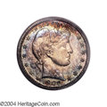 Proof Barber Quarters: , 1906 25C PR67 PCGS. Both sides of this Superb proof ...