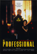 """Movie Posters:Thriller, The Professional (Columbia, 1994). One Sheet (27"""" X 40"""") SS. Thriller...."""