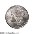 Morgan Dollars: , 1880-S $1 MS68 PCGS. An impeccable, liberally frosted ...
