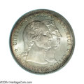 1900 $1 Lafayette Dollar MS66 PCGS. DuVall 2-C. The second S in STATES is repunched, as is the final A in AMERICA. All L...