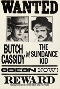 Movie Posters:Western, Butch Cassidy and the Sundance Kid (20th Century Fox, 1969...