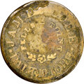 (1835) Baltimore, Maryland, James Cole, HT-135A, R.5, VG10 NGC. Brass, plain edge. Ex: Donald G. Partrick