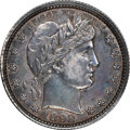 Proof Barber Quarters: , 1892 25C -- Cleaned -- NGC Details. Proof. Mintage 1,245. ...