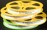 The Bride of Frankenstein (Universal, 1970s-1980s). Very Fine. 35MM Safety Acetate Release Film. ... (Total: 4 Items)