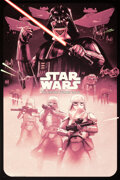 Movie Posters:Science Fiction, The Empire Strikes Back (Hero Complex, 2019). Rolled, Near Mint-. Hand Numbered Limited Edition Screen Printed Poster...