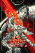 """Movie Posters:Science Fiction, Rogue One: A Star Wars Story (Mondo, 2017). Rolled, Near Mint+. Hand Numbered Limited Edition Screen Printed Poster (30"""" X 4..."""