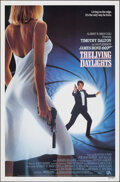 "Movie Posters:James Bond, The Living Daylights (United Artists, 1987). Rolled, Very Fine+. One Sheet (27"" X 41"") SS. James Bond.. ..."