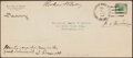 Autographs:Letters, President Woodrow Wilson & Postmaster General Albert Burle...