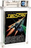 Video Games:Atari, Tac-Scan - Wata 9.2 A Sealed, 2600 Sega 1983 USA....