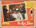 """Movie Posters:Fantasy, The Red Shoes (Eagle Lion, 1948). Fine/Very Fine. Trimmed British Lobby Card (11"""" X 14""""). Fantasy.. ..."""