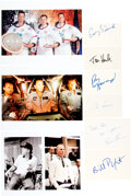 Explorers:Space Exploration, Apollo 13: Autographs of the Film's Cast- Ron Howard, Tom Hanks, Kevin Bacon, Bill Paxton, Ed Harris, and Gary Sinise-...