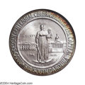 Commemorative Silver: , 1936-S 50C Columbia MS68 PCGS. The issue is known for its ...