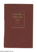 Books: , Yeoman, R.S. A Guide Book of United States Coins. MS ...