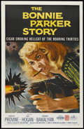 "Movie Posters:Crime, The Bonnie Parker Story (American International, 1958). One Sheet(27"" X 41""). Crime...."