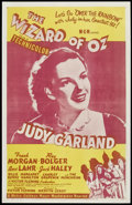 """Movie Posters:Musical, The Wizard of Oz (MGM, R-1955). One Sheet (27"""" X 41""""). Musical...."""