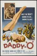 """Movie Posters:Crime, Daddy-""""O"""" (American International, 1959). One Sheet (27"""" X 41"""").Crime...."""