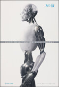 """Movie Posters:Action, I, Robot (20th Century Fox, 2004). Rolled, Very Fine. One Sheets (3) (26.75"""" X 39.75"""" & 27"""" X 40"""") & Vinyl Banner (144"""" X 48... (Total: 4 Items)"""