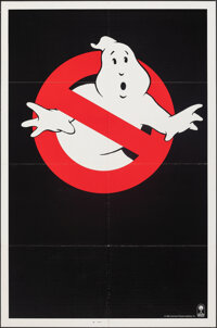 "Ghostbusters (Columbia, 1984). Folded, Very Fine. One Sheet (27"" X 41"") Teaser Style. Comedy"