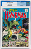 Silver Age (1956-1969):Superhero, The Brave and the Bold #34 Hawkman (DC, 1961) CGC NM 9.4 Cream to off-white pages....