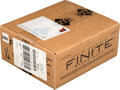 Basketball Cards:Unopened Packs/Display Boxes, 2003-04 Upper Deck Finite Basketball Case With 12 Unopened Boxes. ...