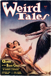Weird Tales - May 1934 (Popular Fiction) Condition: FN+