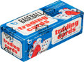 Baseball Cards:Unopened Packs/Display Boxes, 1975 Topps Baseball 500-Count Vending Box - Brett and Yount Rookie Year! ...