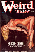 Pulps:Horror, Weird Tales - June 1938 (Popular Fiction) Condition: VF....