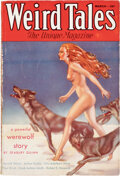 Pulps:Horror, Weird Tales - March 1933 (Popular Fiction) Condition: VG+....