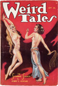 Pulps:Horror, Weird Tales - September 1933 (Popular Fiction) Condition: VG+....