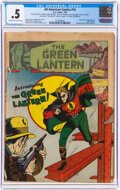 Golden Age (1938-1955):Superhero, All-American Comics #16 Incomplete (DC, 1940) CGC PR 0.5 Cream to off-white pages....