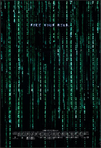 """The Matrix Reloaded (Warner Bros., 2003). Rolled, Very Fine+. One Sheet (27"""" X 41"""") """"Free Your Mind.""""..."""