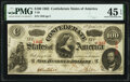 Confederate Notes:1863 Issues, T56 $100 1863 PF-1 Cr. 403 PMG Choice Extremely Fine 45 EPQ.. ...